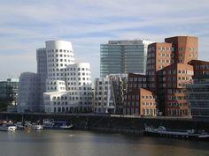 Düsseldorf, Architektur,