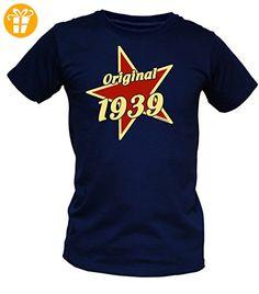 T-Shirt - Original 1939 - Lustiges Sprüche Shirt als Geschenk zum 78. Geburtstag (*Partner-Link)