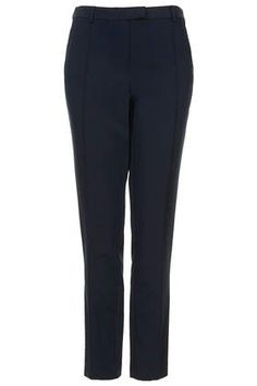 You can't go wrong with a pair of tailored black pants.
