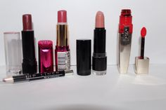 My favorite lipsticks/ gloss/ liner