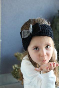 Stricken Sie Stirnband-Kids Ohr von ZuzeyDesign auf Etsy