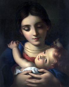 Madonna - Mary & Jesus