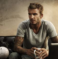 sports stars | How Do The Top 10 Famous 'Sports Star' Brands.  David Beckham.