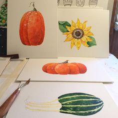 Art Licensing from My Seat on the Bus: Behind the Scenes: Building a Painting in a Collection