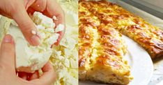 Cheese Pies, Hawaiian Pizza, Biscuits, Easy Meals, Breakfast, Recipes, Cooking, Kitchens, Brot