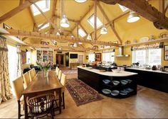 Beautiful kitchen in Wiltshire