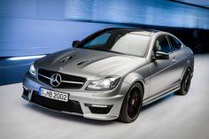 mercedes | 2014 Mercedes-Benz C63 AMG Edition 507