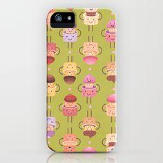 Pastelitos iPhone & iPod Case