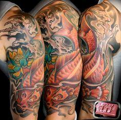 Fabz LAB Tattooligan Downunder