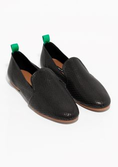 & Other Stories | Clare Vivier Leather Loafers