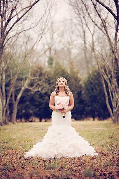 Photo Fridays | Glam Orchard Bridals