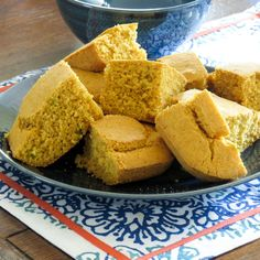 this is without doubt The BEST Gluten-Free Cornbread (or ANY cornbread) you've ever tasted and it is super simple to make! Make it ahead for your Thanksgiving stuffing or pan dressing! No one will ever guess it's gluten-free! via GlutenFreeGigi.com