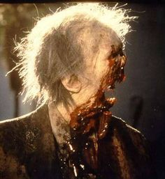 """Tom savini's special effects works in the original """"Day of the dead""""  The famous Dr.Tongue."""
