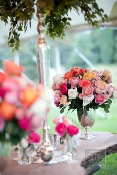 Bonfires and gorgeous tulle gowns, pine trees and peonies; it's combinations like these that completely redefine the idea of rustic. AND it's weddings like this gem that merry those rustic details with a gorgeous layer of elegance that fits right
