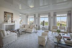 Award winning architectural design and panoramic views of all Central Park and the New York City skyline from an elegant, full-floor aerie. An enfilade of 5 rooms, a 92-foot expanse, directly overlooks the park. The luxurious and modern interior was designed by Michael S. Smith, with architecture by Oscar Shamamian. Ferguson & Shamamian's work on 50 Central Park South was the recipient of the Institute of Classical Architecture & Art 2015 Stanford White Award in recognition of achievement in…