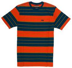 T-Shirt Rvca DIFFIDE Redclay