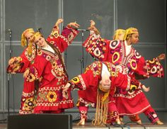 Tajik - Silk Road Dance Company ®