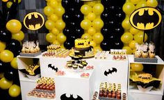 Cool Batman Party Backdrop | upper sturt general store