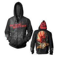5 Finger Death Punch Knucklehead Custom Hoodie