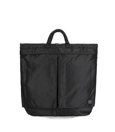 Porter-Yoshida & Co Tanker 2Way Hemlet Bag Black
