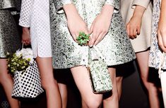 Tory Burch Accessories Spring 2014.