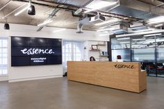 Essence London Offices | #modernofficearchitecture