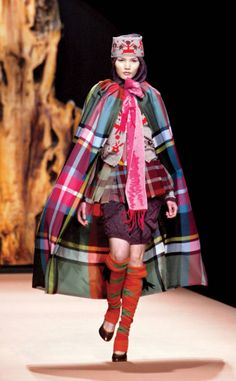 See more images from Forever Tartan on domino.com