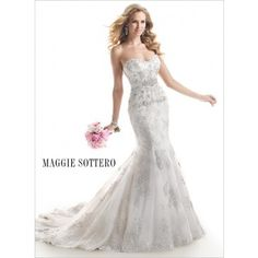 Maggie Sottero Ainsley 4MD876 - Maggie Sottero style Ainsley - Buy a Maggie Sottero Wedding Dress from Bridal Closet in Draper, Utah