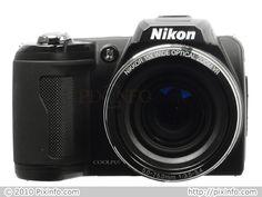 Röviden: Nikon Coolpix L110 (digitális fényképezőgép teszt): - Pixinfo.com Nikon Coolpix, Binoculars, Cameras, Camera, Film Camera