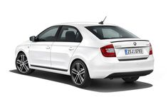 """- 2014 Škoda Rapid StylePLUS Special Edition Based on the """"Ambition"""" trim level, the new special edition adds a series of design, comfort and functional elements. Trucks, Bike, Vehicles, Cars, Bicycle, Autos, Truck, Bicycles, Car"""