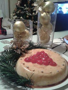 Flan de queso mascarpone!!