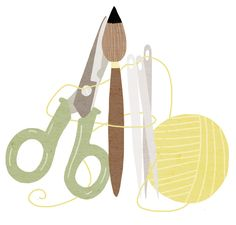 Objects - Laura Caldentey illustration