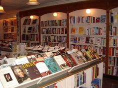 Would love to have a bookstore ...