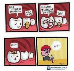 112 Mejores Imágenes De Humor Odontológico Dental Dental Health Y