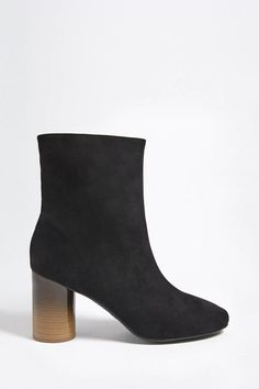 Product Name:Faux Suede Ankle Boots, Category:Shoes, Price:34.9