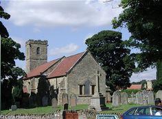 John the Baptist's Church, East Ayton, Yorkshire, England Yorkshire England, North Yorkshire, Scarborough England, John The Baptist, Great Places, Mansions, House Styles, Mansion Houses, Manor Houses