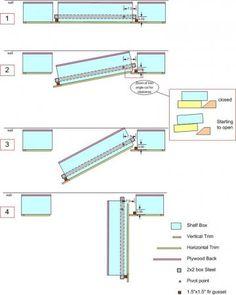 hidden goor bookcase design plans