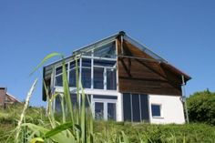 Nachhaltige Architektur ... Bio-solar-Haus