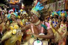 Carnivale in Brazil