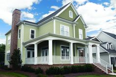 Now, we are able to build classically styled homes that are more likely to last for decades, using James Hardie siding.