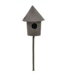 Fairy Garden Mini Bird House