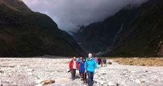 New Zealand: Franz Josef and Fox Glaciers - Routes and Trips New Zealand, Trips, Fox, Hiking, River, News, Viajes, Walks, Traveling