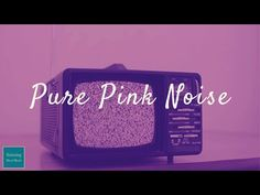 I use pink noise sound and made this video for Sleep Aid, Study Aid and Relaxing Sound Masking. Please listen at a lower volume.