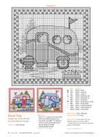 (1) Gallery.ru / Фото #2 - Just Cross Stitch-Annual Christmas Ornament Preview-August - tymannost
