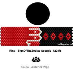 ARTIKELDETAILS: SignOfTheZodiac-Skorpion #208R Wähle Dein Tierkreiszeichen-Pattern und fädle es mit Deinen Lieblingsfarben!  Peyote Ring Muster Perlen: Miyuki Delica 11/0 Größe: 1,75cm x 6,7 cm/ 0.69 x 2.65 Peyote - ungerade   >>>>>>>>>>>>>>>> Coupon-Codes: <<<<<<<<<<<<<<<<<  10% - Rabatt: 10PERCENTOFF (Mindestwarenwert: € 15,00) 15% - Rabatt: 15PERCENTOFF (Mindestwarenwert: € 20,00) 2...