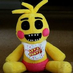 Five nights at freddy's - toy chica  - plush