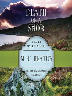 A classic title from M.C. Beaton's New York Times bestselling Hamish Macbeth seriesBelieving that someone is trying to murder her, gorgeous Jane Wetherby asks Hamish Macbeth to spend Christmas with her and an exclusive group of friends at her Scottish island health farm. With a cold in his head and ...