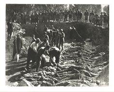 Génocide arménien: massacres d'Erzeroum du 30 octobre, 1895.