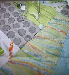 Babylock Sashiko Machine | It makes a beautiful stitch which… | Flickr
