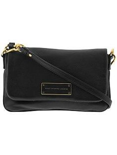 Marc by Marc Jacobs Too Hot to Handle Flap Percy | Piperlime Cross body for those shopping spree days!